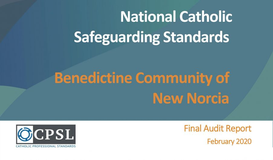 New Norcia's Final Audit Report - CPSL