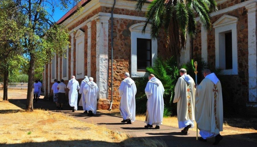Christmas at New Norcia