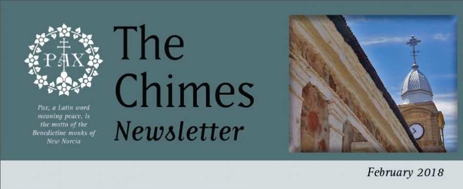 The Chimes Magazine - February Edition