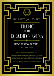 Music of the Roaring 20's - New Norcia Hostel : BOOKED OUT
