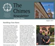 The Chimes Magazine - August 2019