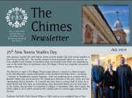 The Chimes Magazine  - July Edition