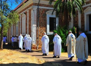 Christmas Blessings from New Norcia
