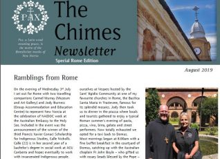 The Chimes Magazine - August Edition
