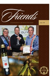The 2019 Friends Magazine
