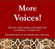 New Norcia Studies Day Tickets