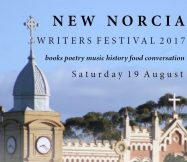 2017 New Norcia Writers Festival 19 August